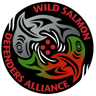 logo: wild salmon defenders alliance